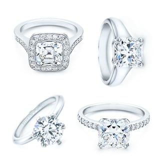 average cost of enement ring in 2009 popsugar smart living - Wedding Ring Cost