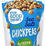 The Good Bean Sea Salt Flavor Crispy Crunchy Chickpeas