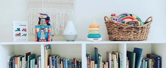 Photos of Organized Playrooms