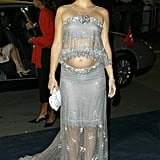 Kate Hudson in a Beaded Two-Piece at the 2003 Venice Film Festival