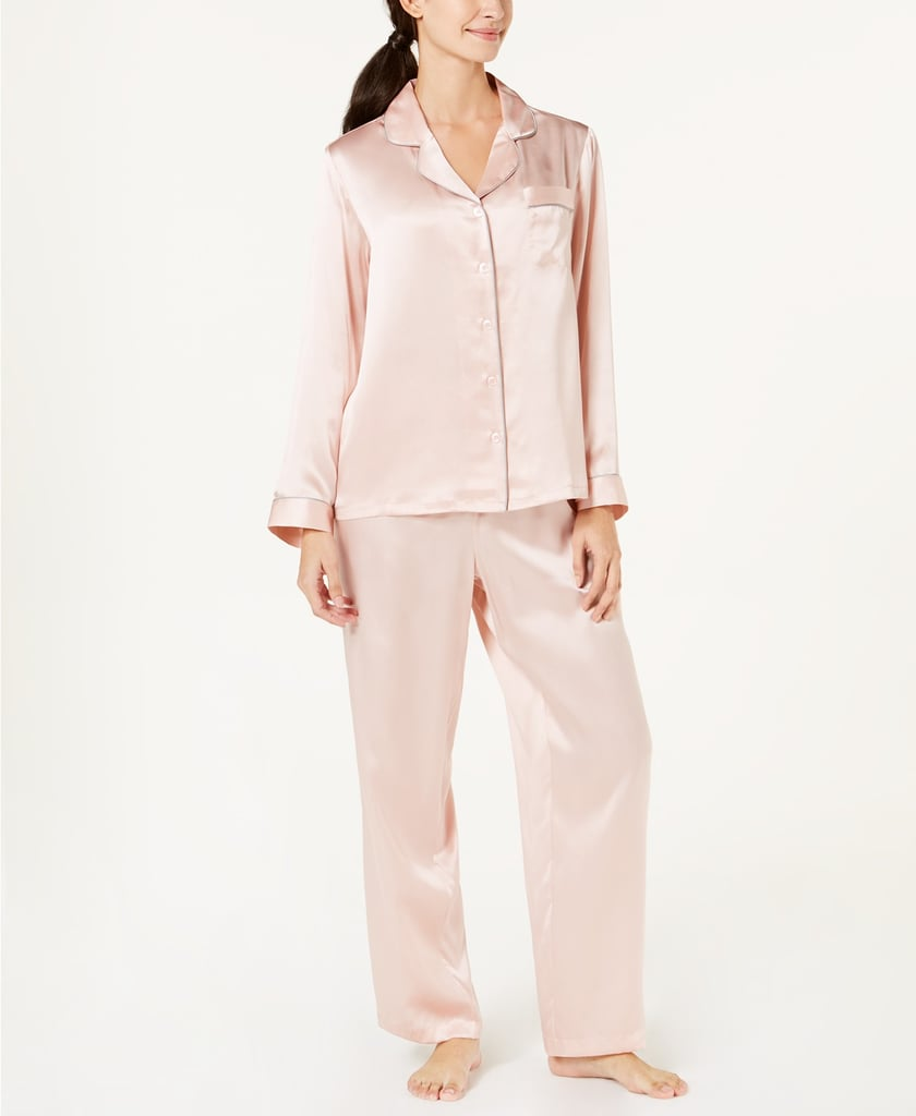Charter Club Silk Pajama Set