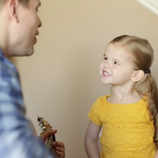 """Claire Ryann and Dad Singing """"You've Got a Friend in Me"""""""