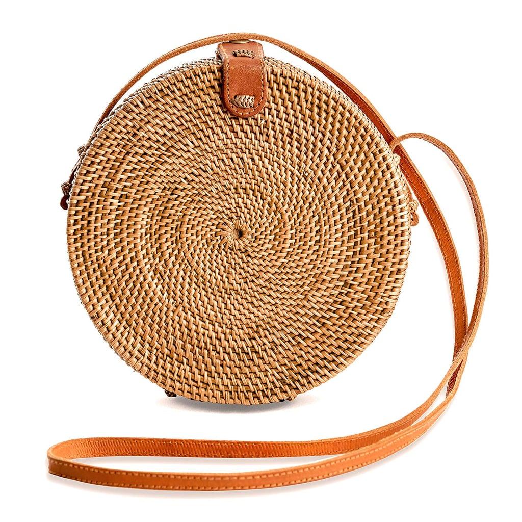 Novum Crafts Rattan Bag