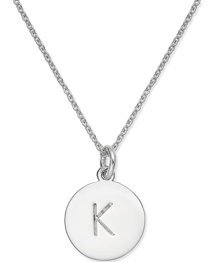 Kate Spade New York Initial Necklace