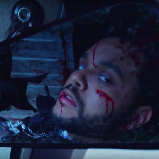 "The Weeknd's ""False Alarm"" Video"
