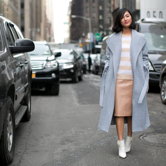 New York Fashion Week Street Style Pictures