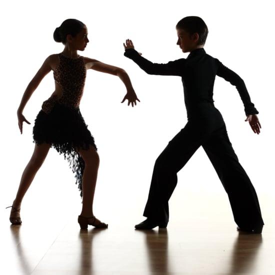 Kids Dancing Salsa Like Pros