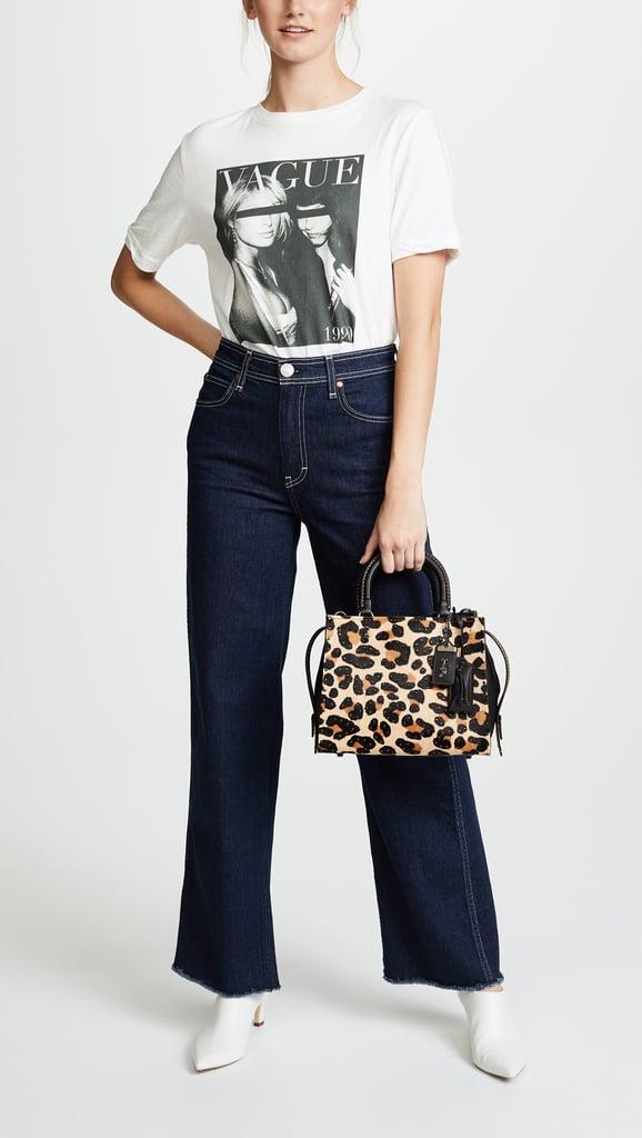 Coach 1941 Leopard Rogue Bag