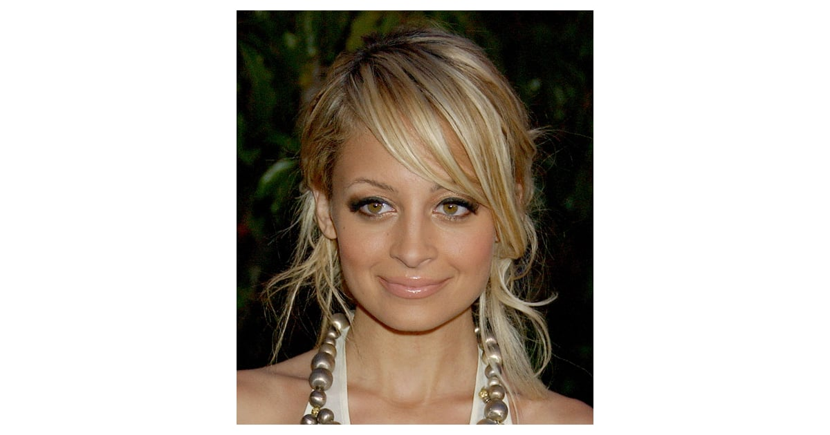 The Night Look of Nicole Richie