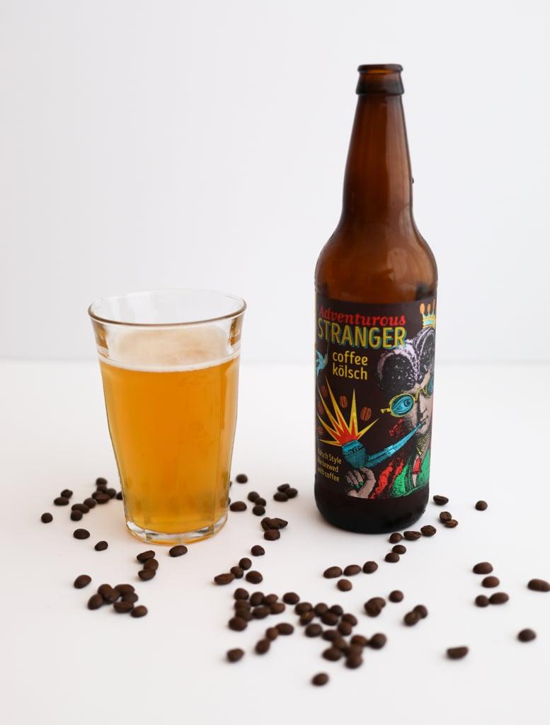 Campanology Brewing's Adventurous Stranger Coffee Kölsch ($3)