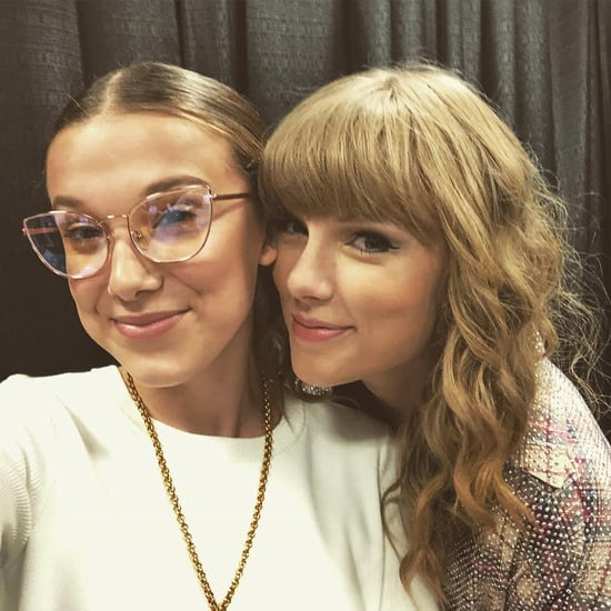 Millie Bobby Brown With Celebrities