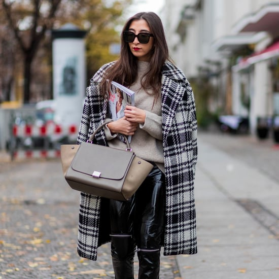 Winter Coat Outfit Ideas | Street Style