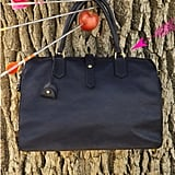 Westward Curiosities Satchel in Navy, $1,095