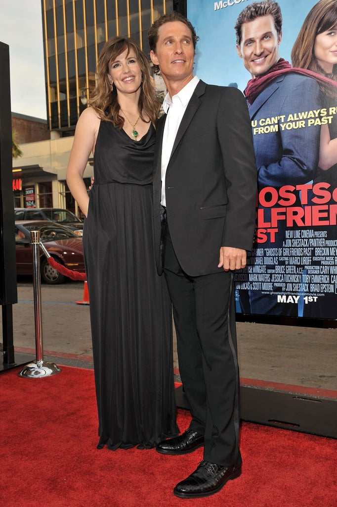 Ghosts of Girlfriends Past Premiere