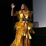 Jennifer Lopez at the Hustlers Premiere in Toronto