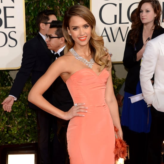 Red Carpet Dress Pictures at Golden Globes 2013