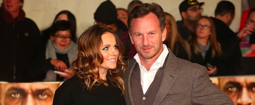 Geri Halliwell Gives Birth to Her Second Child