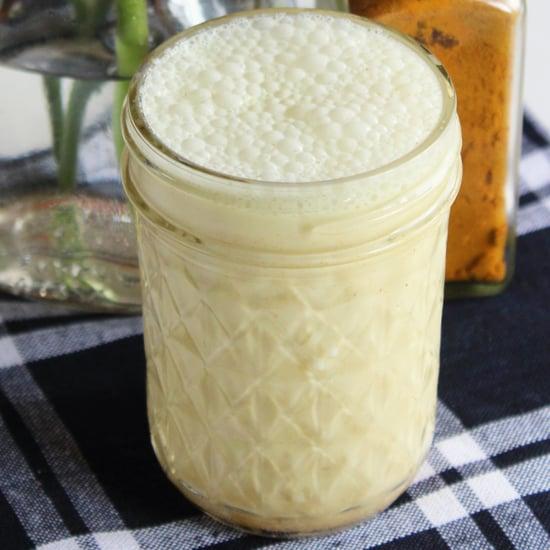 Shake Up and Sip On Turmeric Milk Tonight