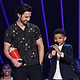This Is Us Cast at the 2017 MTV Movie and TV Awards