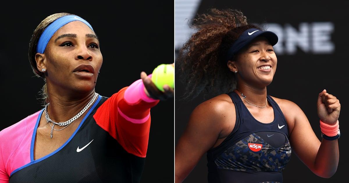 Naomi Osaka and Serena Williams Always Bring Intensity thumbnail