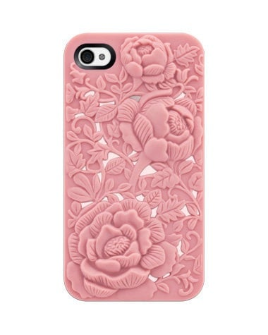 Switcheasy Avant-Garde Blossom iPhone 4/4S series ($35)
