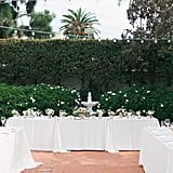 Summer Wedding at the Darlington House in La Jolla, CA