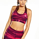 Adidas Techfit Printed Sports Bra