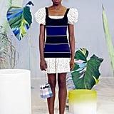 Puffy Sleeves at the Tanya Taylor Presentation at New York Fashion Week