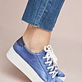 Tretorn Blaire Satin Sneakers
