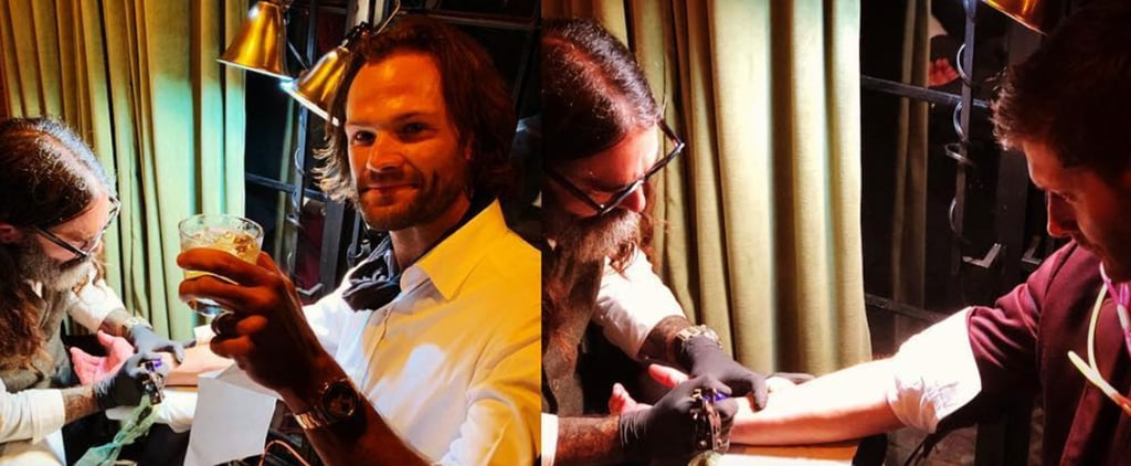Supernatural Stars Getting Matching Tattoos Photo
