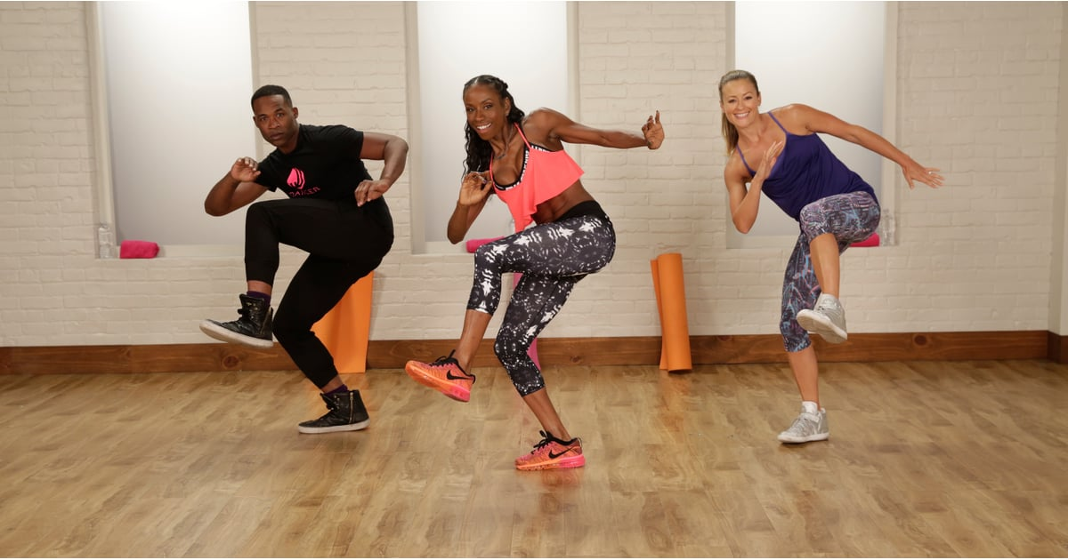 A 30 Minute Workout To Help You Dance Your Way Into Skinny