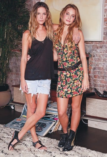 Erin Wasson Aims to Put the Chic Back in Skater Chick