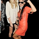 Poppy Delevingne and Bip Ling