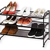 SimpleHouseware 3 Tier Stackable Shoe Shelves