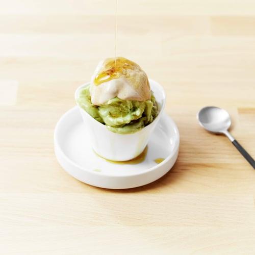 """Treat: Banana-Avocado """"Ice Cream"""""""