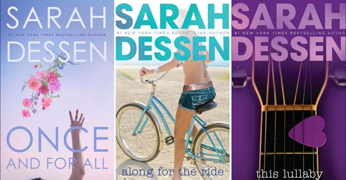 The Sarah Dessen Novels You Fell in Love With as a Teenager Are Being Adapted For Netflix