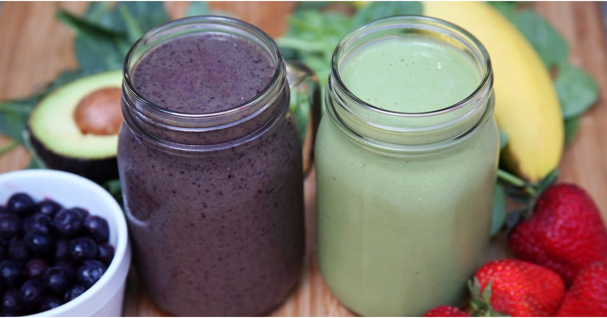 If You Want to Lose Weight, This Is the Smoothie Formula to Use