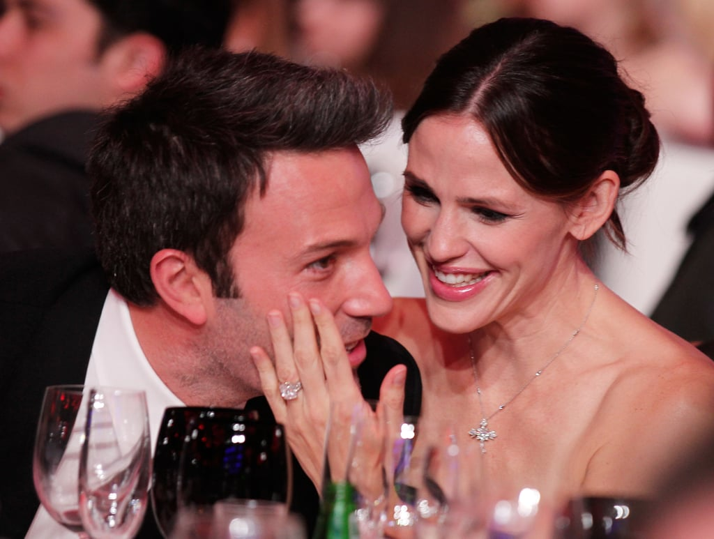 Jennifer Garner sat by Ben Affleck's side to support him and his The Town co-stars at the Critic's Choice Awards in LA Friday night. Ben's movie was nominated in four categories, and while it didn't win any statues at this event, the film has received plenty of other honours recently. Jennifer accompanied Ben to the National Board of Review Gala, where The Town took home two awards, though she wasn't on hand to watch Ben accept his chairman honour at the Palm Springs International Film Festival. Jennifer may be playing the role of supportive wife this season, but she's had her own share of the spotlight in the past.