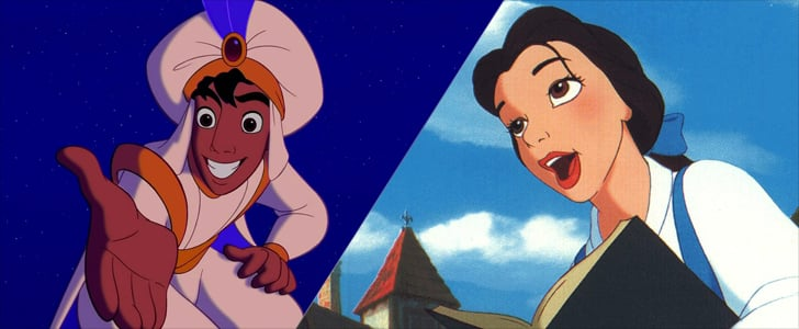 Beauty and the Beast Aladdin Connection
