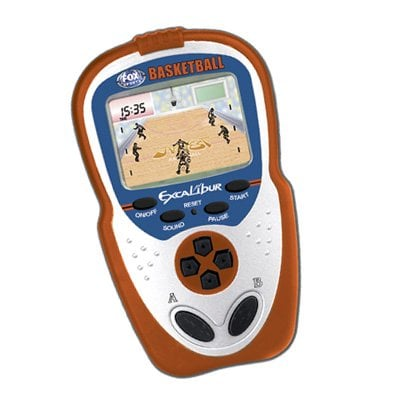 Excalibur FX203 Fox Sports Basketball Handheld Game