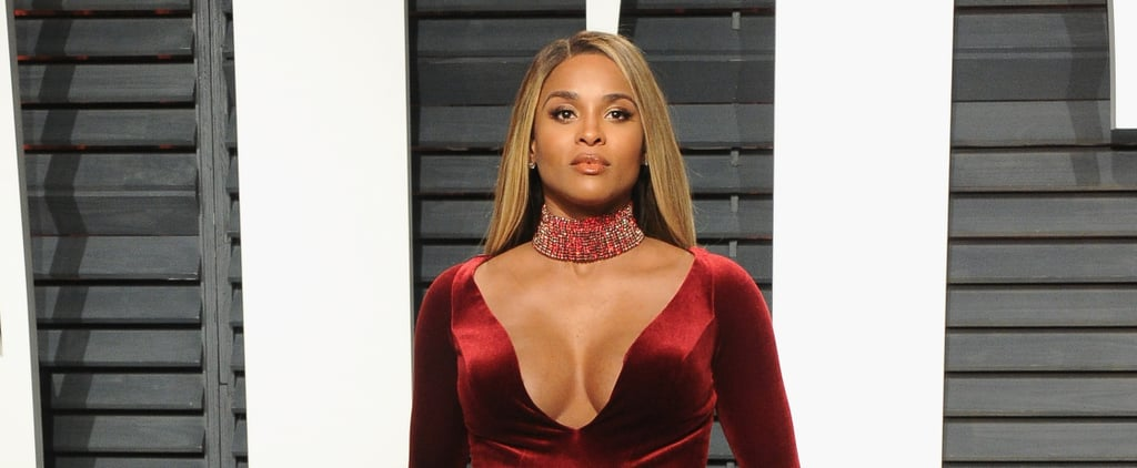 Ciara's Oscars Afterparty Dress Will Immediately Remind You of Beyoncé