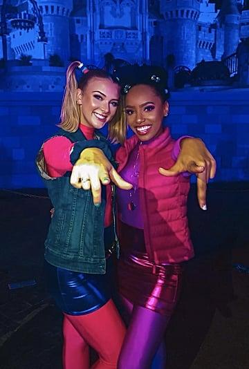 DIY '90s Halloween Costumes