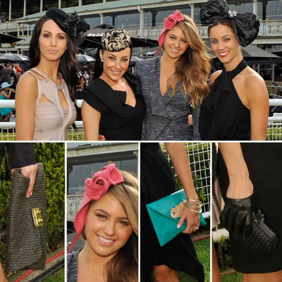 Celebrities Hat Up for 2012 Doncaster Day: Fashions on the Field from Jesinta Campbell, Terry Biviano and More!