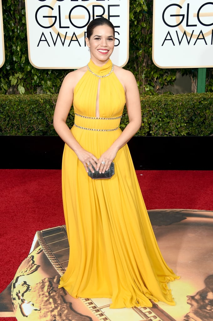 Latinos on the 2016 Golden Globes Red Carpet