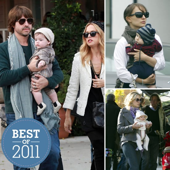 Baby names of celebrity parents and babies