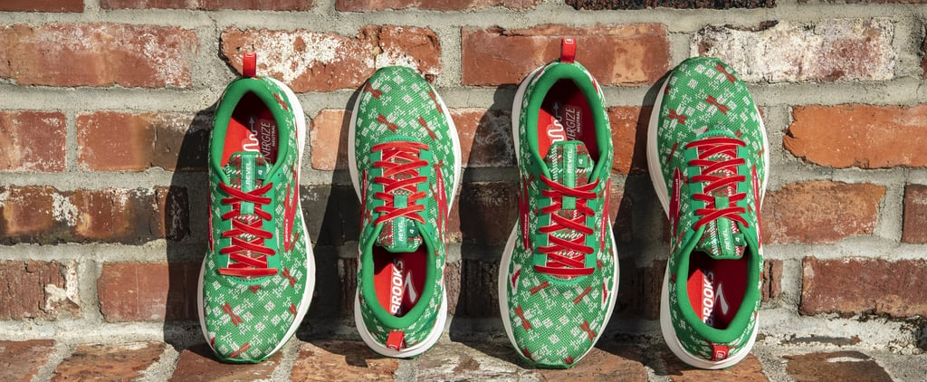 Brooks Run Merry Revel 4 Holiday Sneakers Review