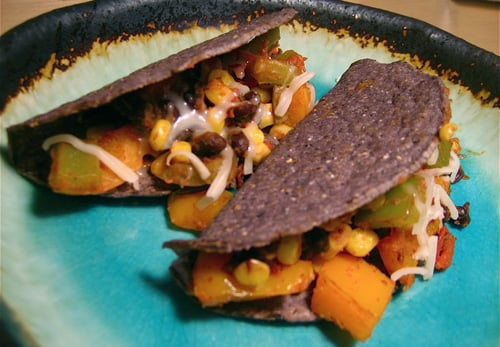 Nutritional Information For Blue Corn Tortillas and Chips