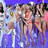 Pictured: Alessandra Ambrosio, Candice Swanepoel, Lily Aldridge, Behati Prinsloo, and Elsa Hosk