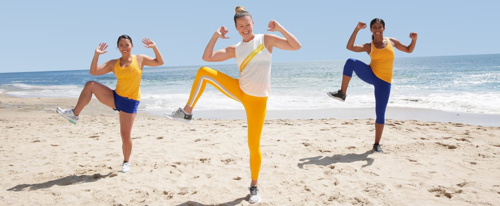 10-Minute No-Equipment Cardio and Core Workout
