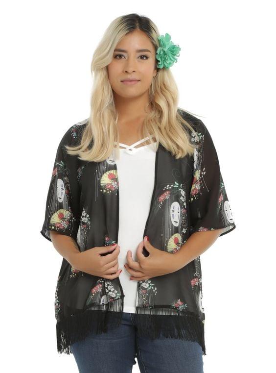 No-Face Kimono Plus Size ($38, originally $45)